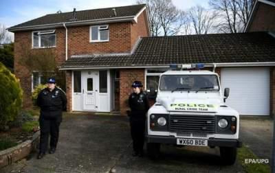 В Британии рассказали, что будут делать с зараженными домами Скрипалей