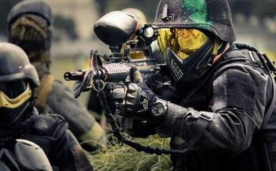 Армию США вооружают пейнтбольными винтовками