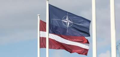 НАТО расширяет военную инфраструктуру в Латвии