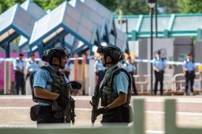 В Гонконге женщина открыла стрельбу рядом с торговым центром
