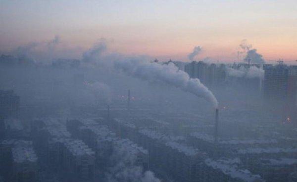 В Красноярске объявлен особый режим «черного неба»