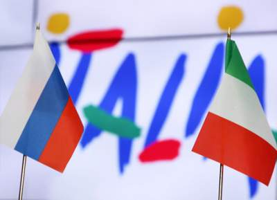 Италия попросит ЕС разморозить кредитованиe России