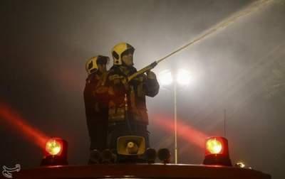 В Иране горит завод по переработке нефти, есть пострадавшие