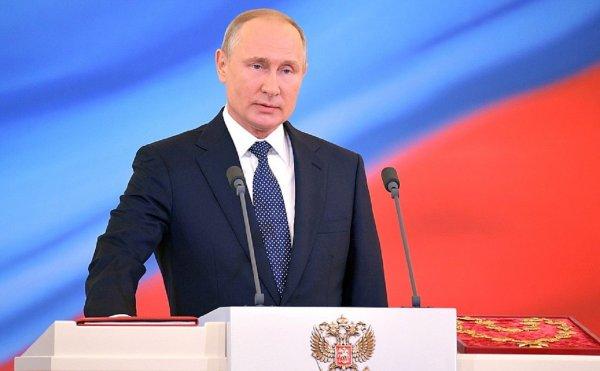 Путин раскрыл сроки поступления «Авангарда» и «Сармата» на вооружение