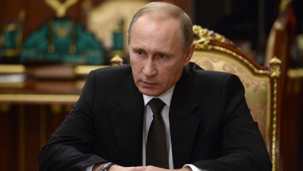 Путин призвал к беспощадной борьбе с терроризмом