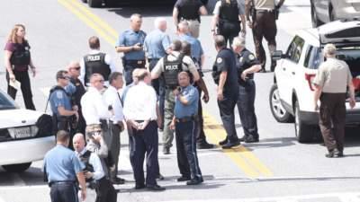 В США в редакции газеты произошла стрельба