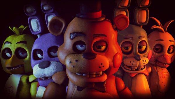 Пользователи Steam бесплатно получат новую часть хоррора Five Nights at Freddy`s