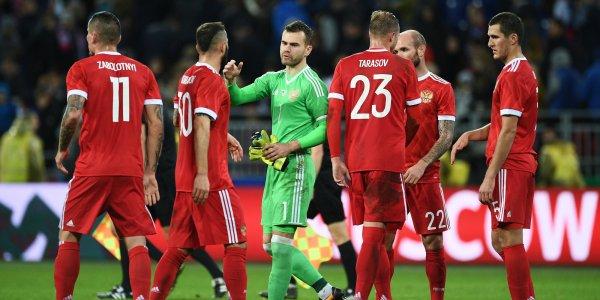 FIFA не выявили нарушений допинговых правил в российской сборной