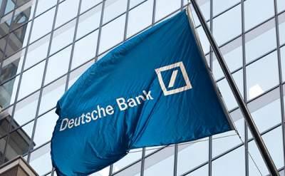 Deutsche Bank не прошел стресс-тест в США