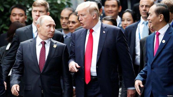 Место встречи Трампа и Путина в Хельсинки Песков объяснил удобным расположением города