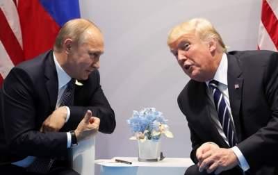 Песков сообщил, о чем Путин будет говорить с Трампом