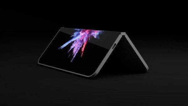 Планшет Microsoft Andromeda будет иметь два дисплея производства LG Display