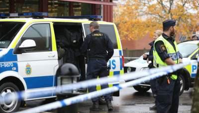 В Швеции произошла стрельба: раненые скончались в больнице