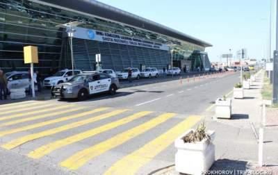 В аэропорту Тбилиси россиянин разлил яд