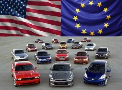США назвали условия для отмены пошлин на европейские автомобили