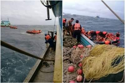 В Таиланде перевернулись две лодки со 130 туристами