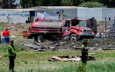 В Мексике произошел мощный взрыв: много погибших