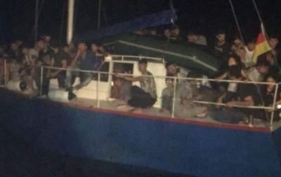 В Италии задержали украинскую яхту с нелегалами