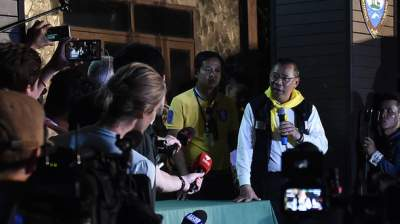 Спасение детей в Тайланде: новые подробности