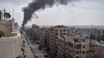 Стало известно, какое оружие на самом деле применили в Сирии