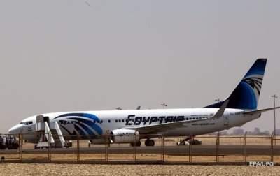 Названа причина катастрофы самолета EgyptAir