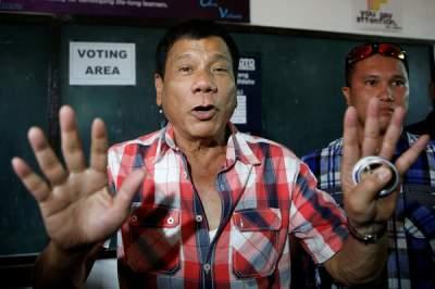 Президент Филиппин шокировал богохульным высказыванием