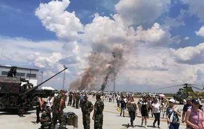 В Румынии разбился истребитель МиГ-21