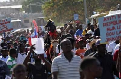 Подорожание горючего вызвало масштабные протесты на Гаити