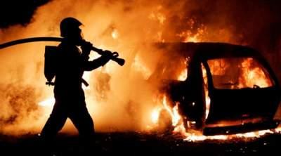 На канадском фестивале произошел масштабный пожар