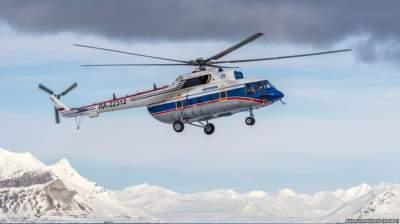 В Кыргызстане разбился военный вертолет