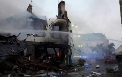 Во французском магазине произошел взрыв газа