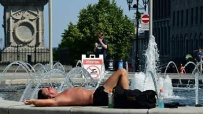 В Канаде число погибших от жары достигло 70 человек