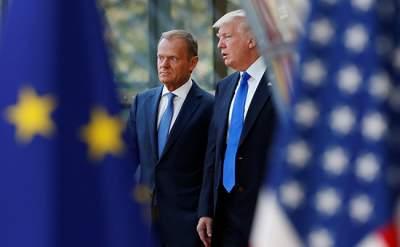 Туск посоветовал Трампу не забывать о дружбе