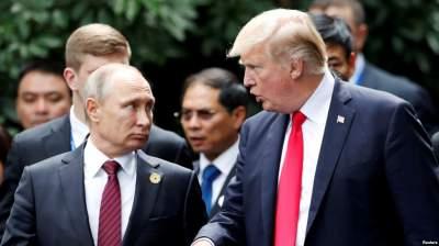 Трамп сообщил, кем считает Путина: другом или врагом