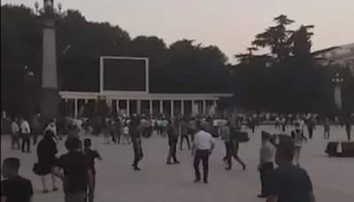Протесты в Азербайджане: убито двое полицейских
