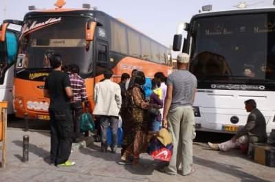 Смертельное ДТП в Иране: цистерна с нефтью протаранила автобус