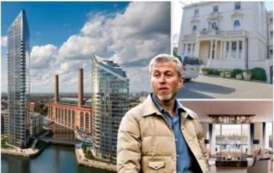 Абрамович обзавелся новым пентхаусом в Лондоне