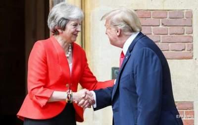 Великобритания и США заключат торговую сделку после Brexit