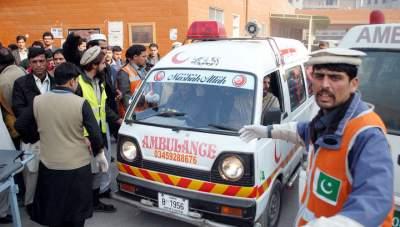 В Пакистане в результате теракта погибли более 130 человек
