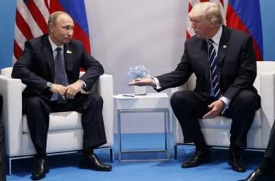 Сенаторы призвали президента США не встречаться с Путиным