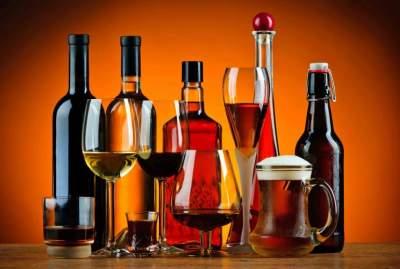 Ученые назвали самый опасный для здоровья алкоголь