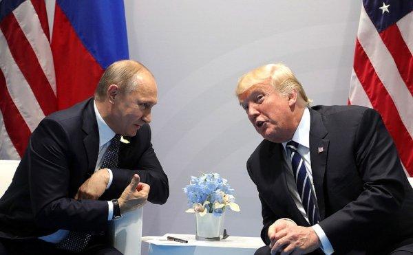В крупнейшей финской газете появилось открытое письмо Путину и Трампу