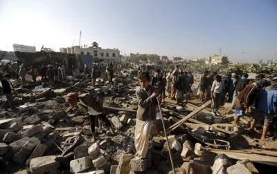 В Йемене произошло мощное землетрясение