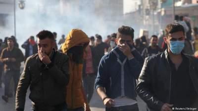 В Ираке полиция обстреляла демонстрантов