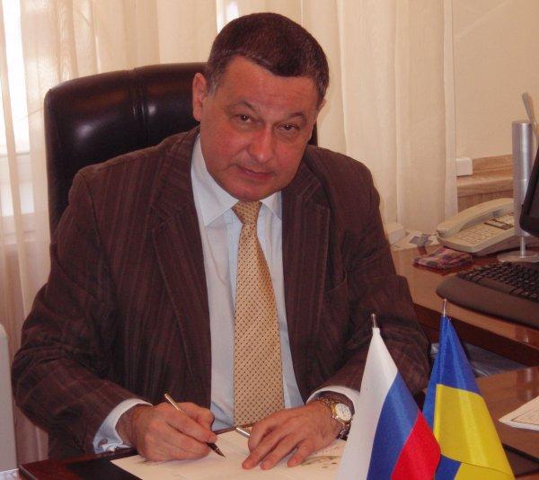 Порошенко отозвал генконсула Украины из Ростова-на-Дону
