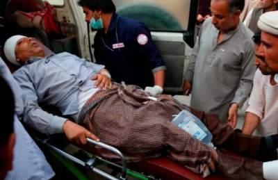 Теракт в Афганистане: есть раненные и погибшие