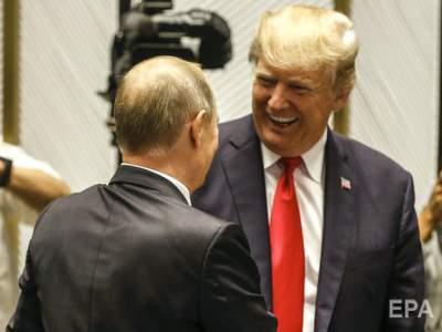 Встреча Трампа и Путина началась с опозданием на час