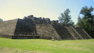 В Мексике после землетрясения обнаружили древний храм ацтеков
