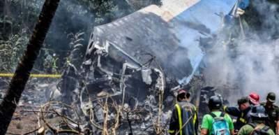 Названа причина смертельного крушения самолета Boeing на Кубе