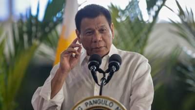 Президент Филиппин публично извинился за богохульство